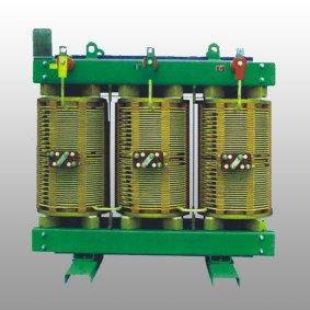 SG (B) 10 Jenis 10kv Series Transformer Coil Non Encapsulated