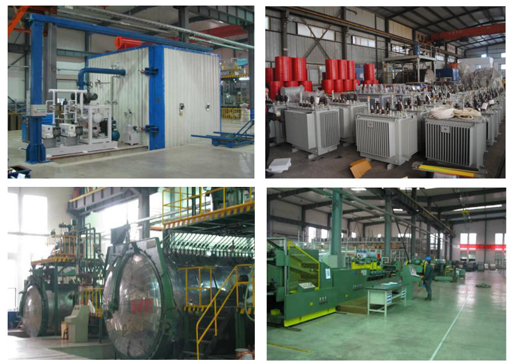 Production process of S13-M Type 10kv Series Low Loss Distribution Transformer
